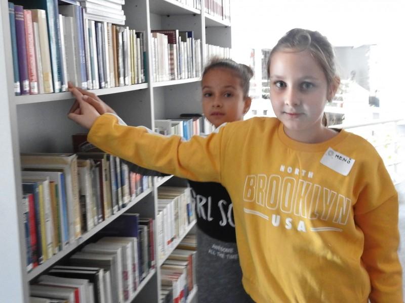 Könyvtári témanap